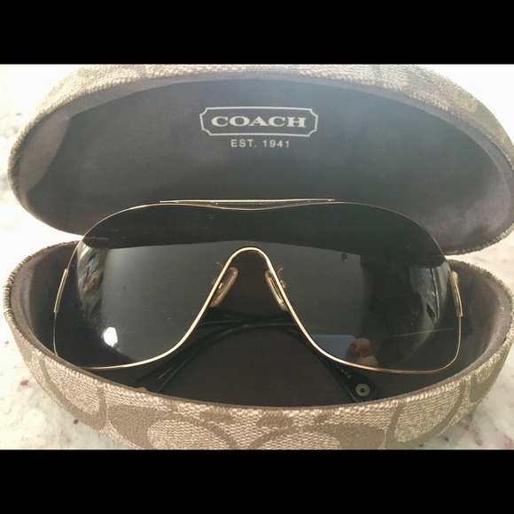 d431736e8315 canada coach shield sunglasses b4003 3b7aa